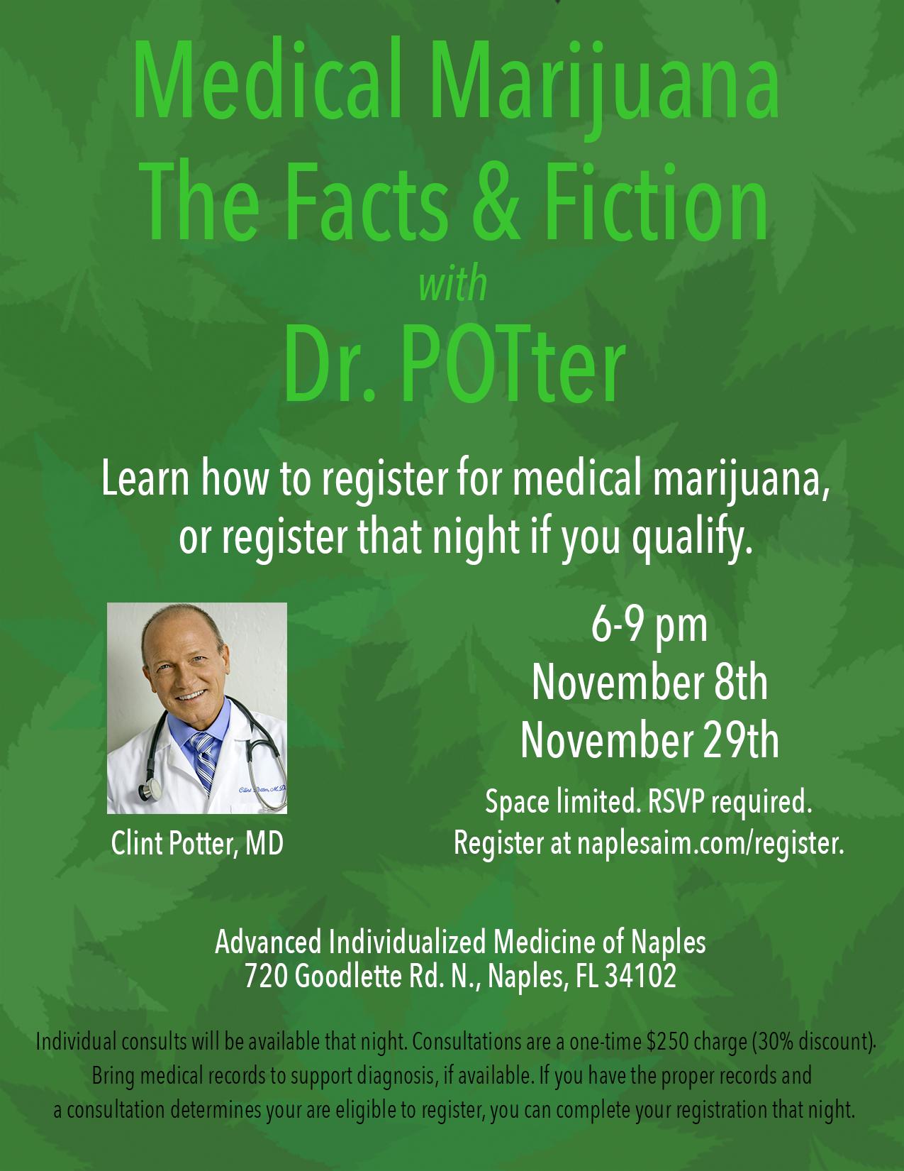 medical cannabis, medical marijuana, Naples, FL