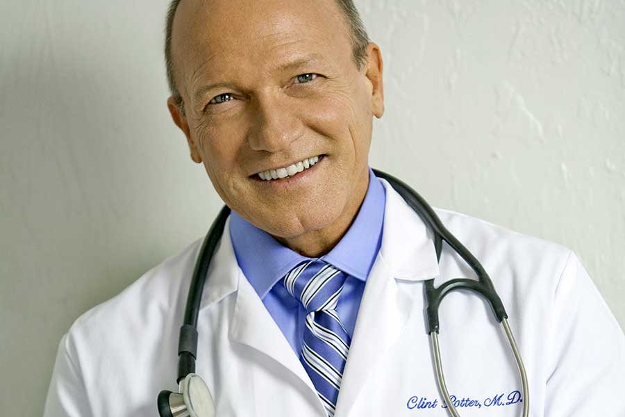 A Doctor Specializing In Adults General Health